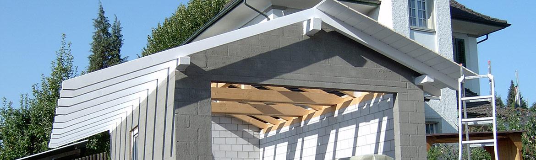 Carport zweckm ssige und kosteng nstige l sungen for Holzkonstruktion carport